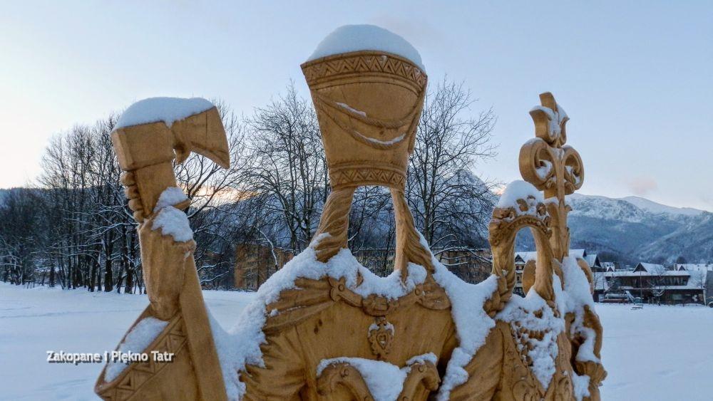 Rówień Krupowa w Zakopanem