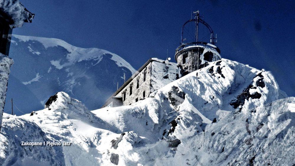Kasprowy Wierch - obserwatorium