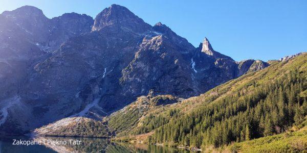 Morskie Oko jezioro w Tatrach