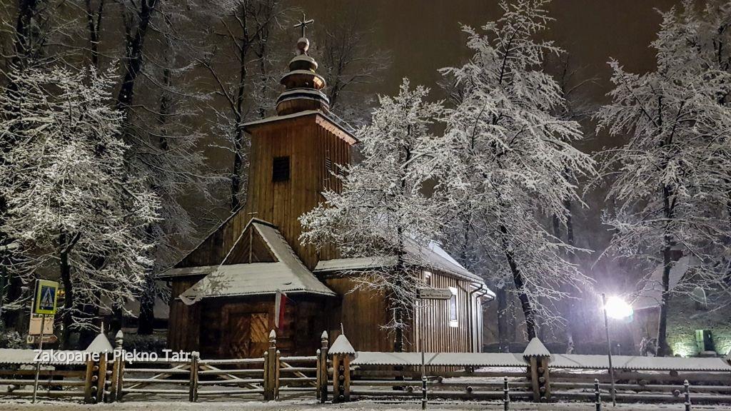 Stary Kościółek w Zakopanem