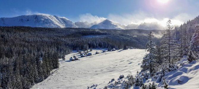 Wielki Kopieniec i najpiękniejszy widok na Tatry