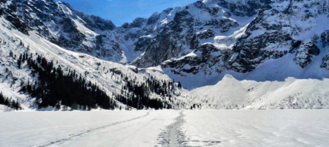Morskie Oko, schronisko i największe jezioro w Tatrach