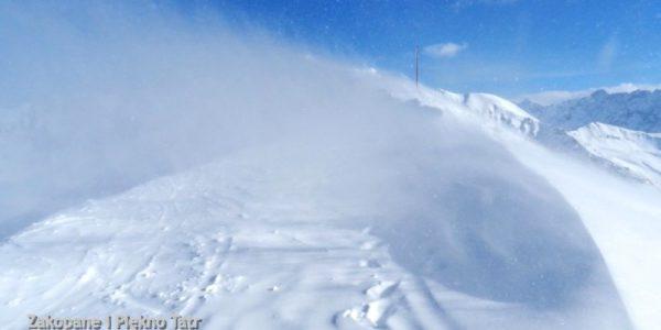 Zbliża się Fryderyka, w Tatrach ma wiać 130 km/h. Uważajcie!