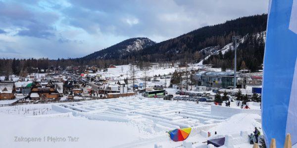 Snowlandia – oficjalne otwarcie.