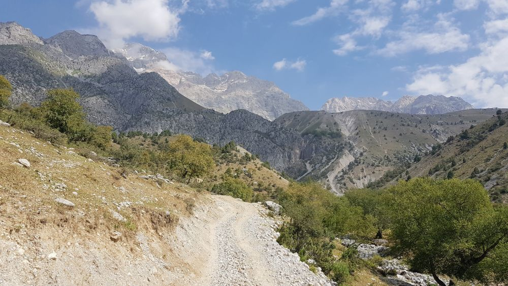 Motocyklem po Kirgistanie i Tadżykistanie