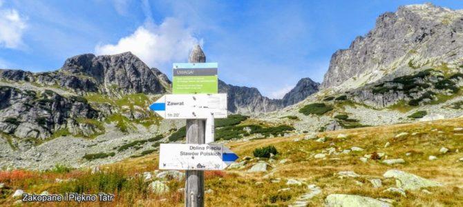Jak postępować w górach-porady