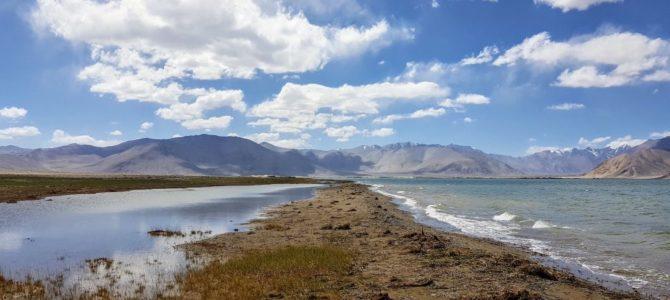 Wyprawa motocyklowa po Kirgistanie i Tadżykistanie