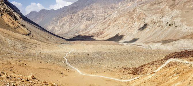 Wyprawa motocyklowa po Kirgistanie i Tadżykistanie (skrót)