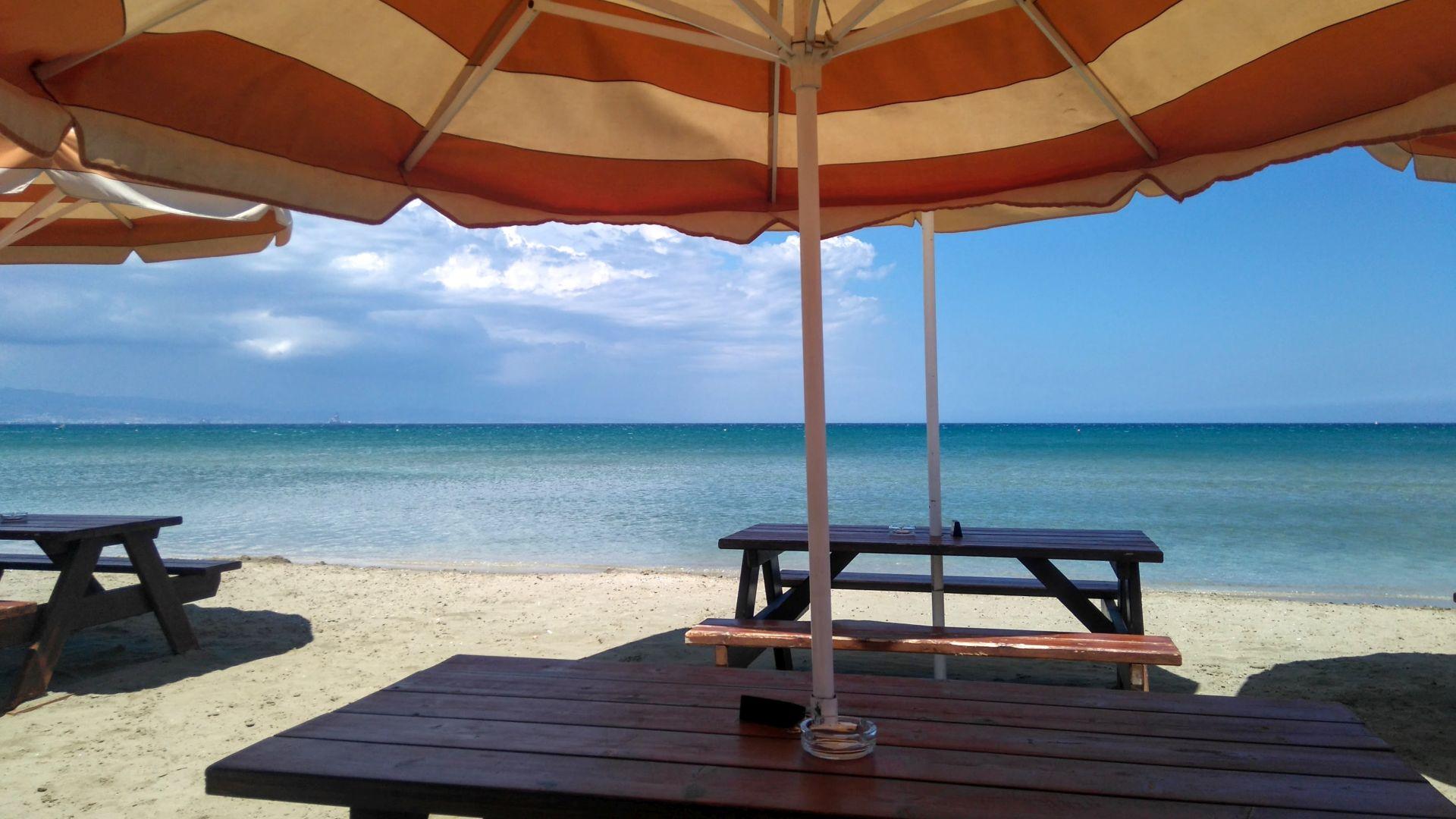 Cypr - Plaża Ladys Mile