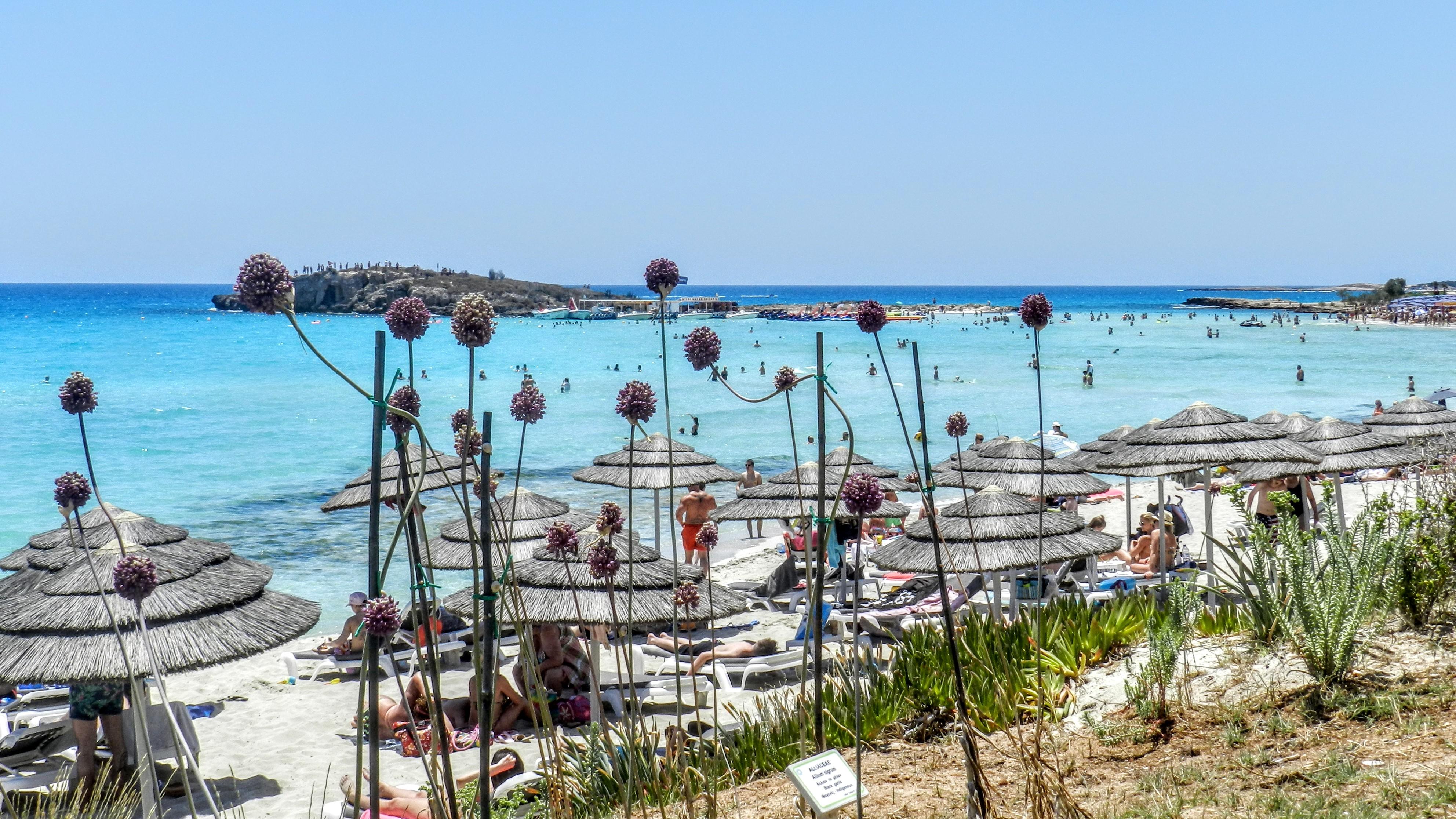 Cypr - Agia Napa