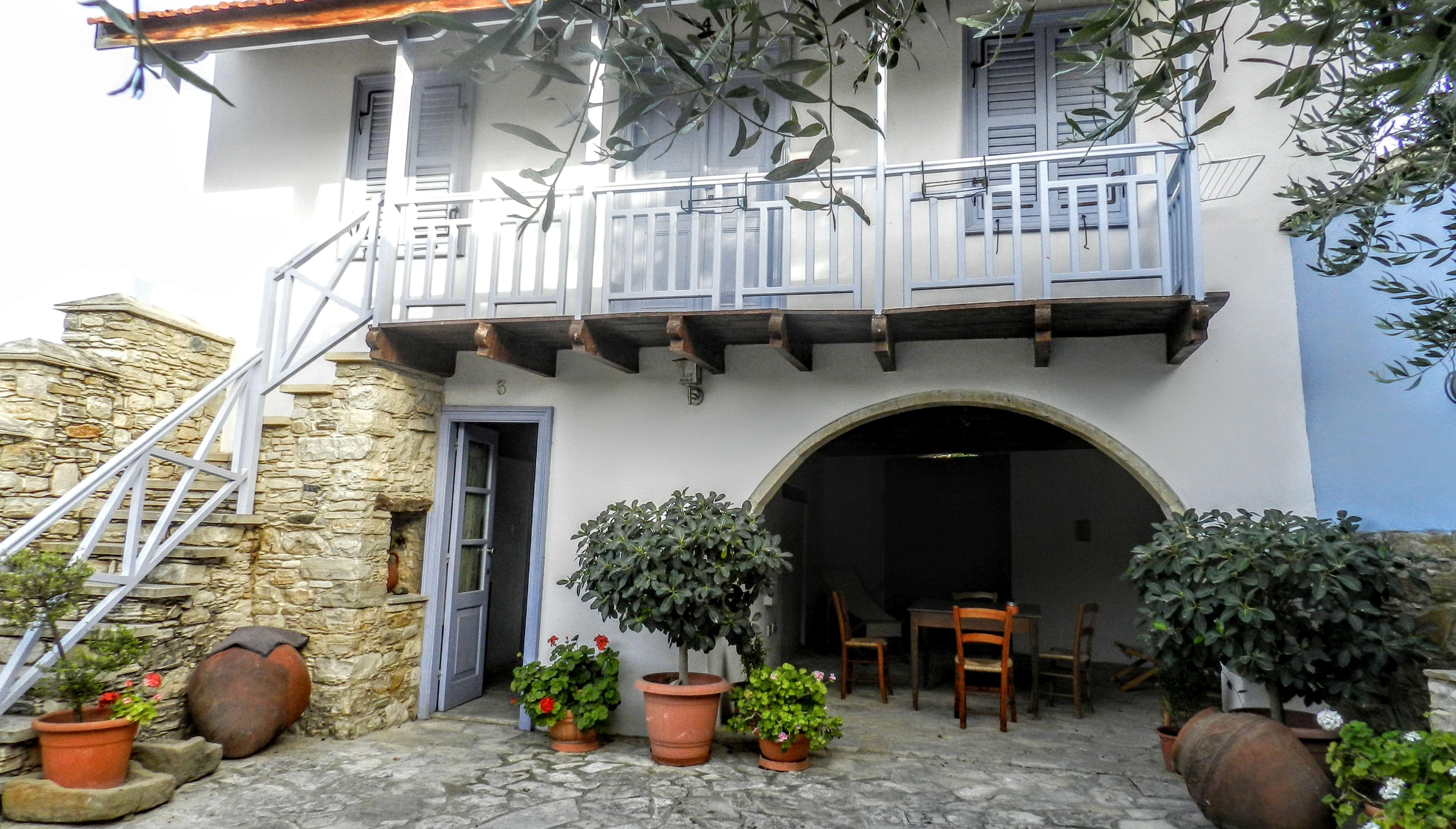Apartament w Agios Theodoros