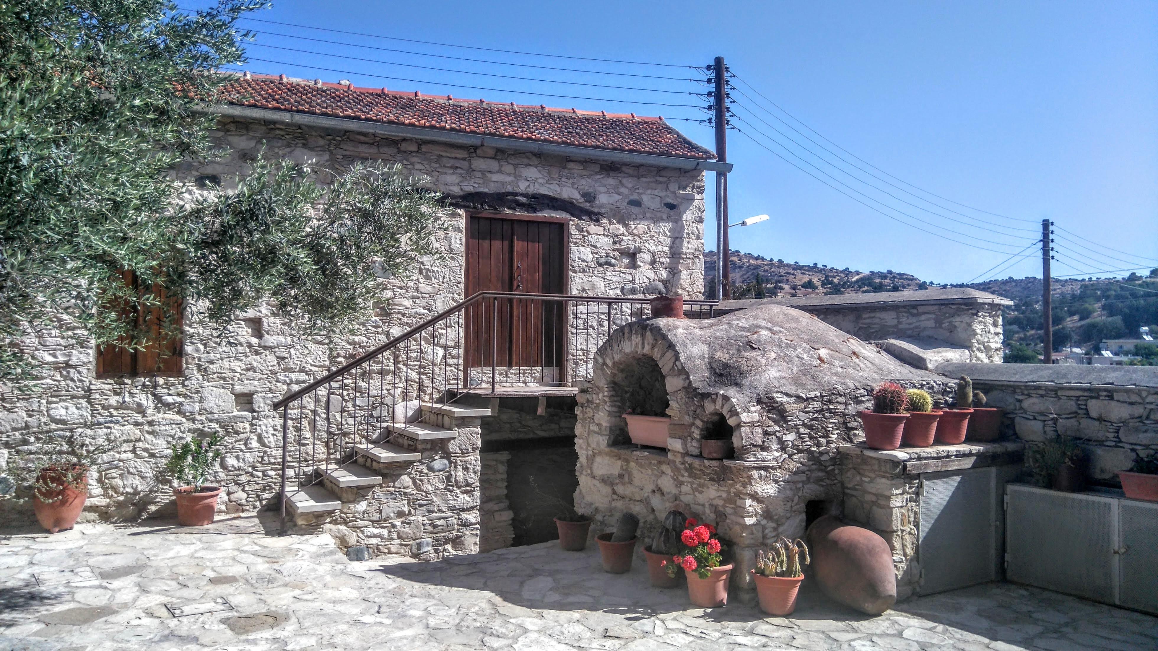Cypr, Agios Teodoros