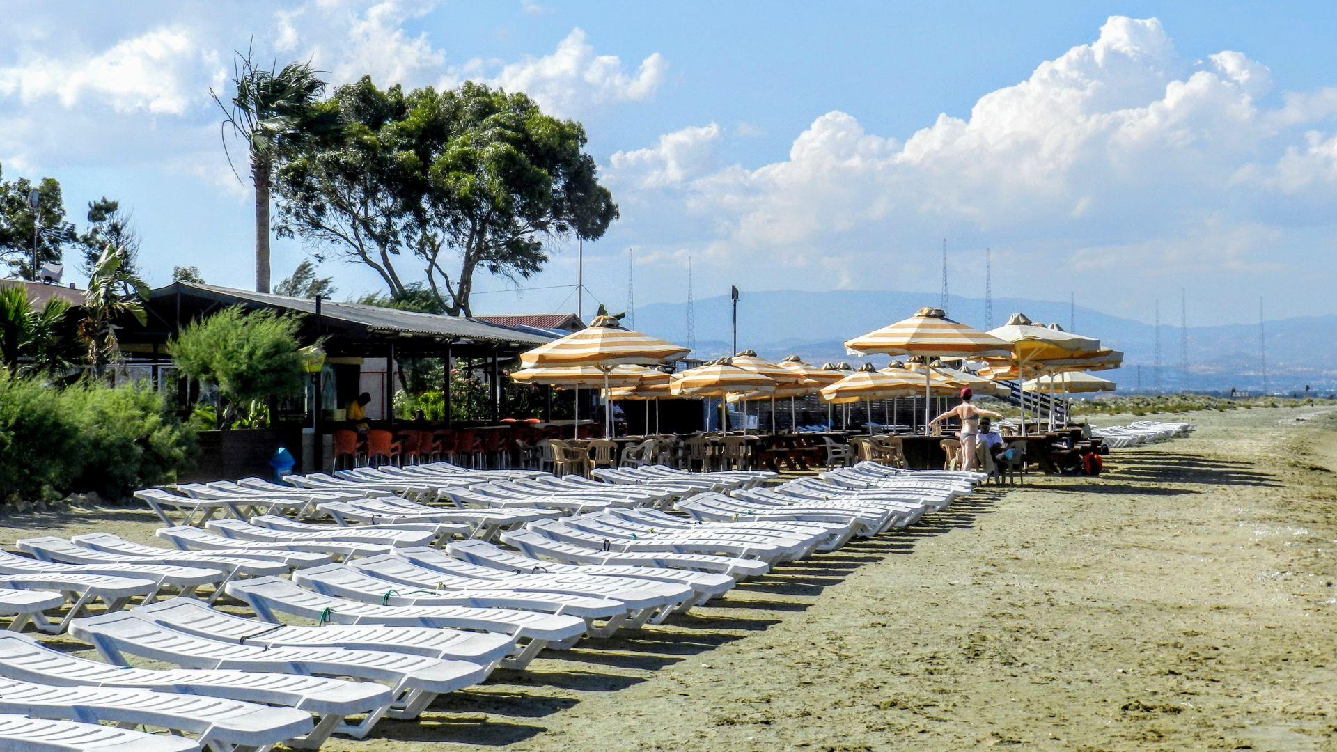 Plaża Ladys Mile