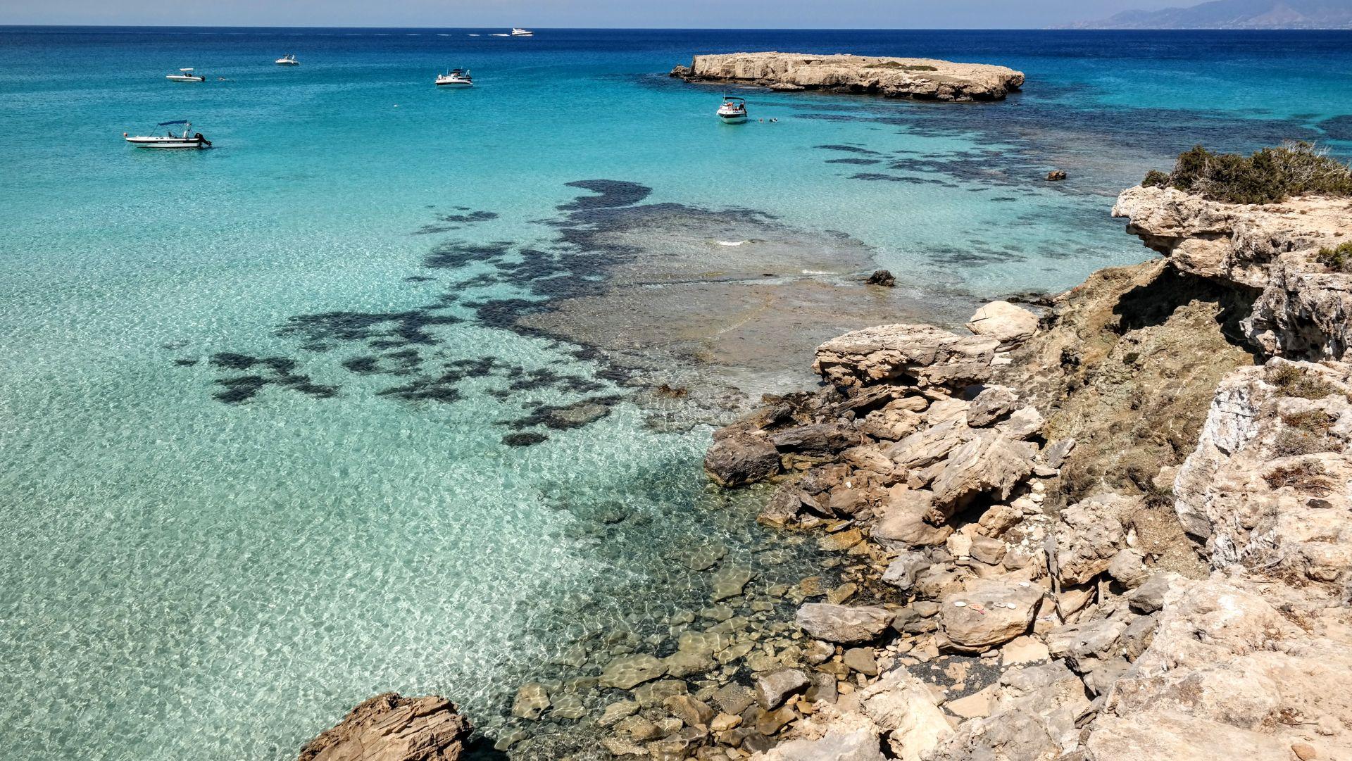 Cypr - Blue Lagoon