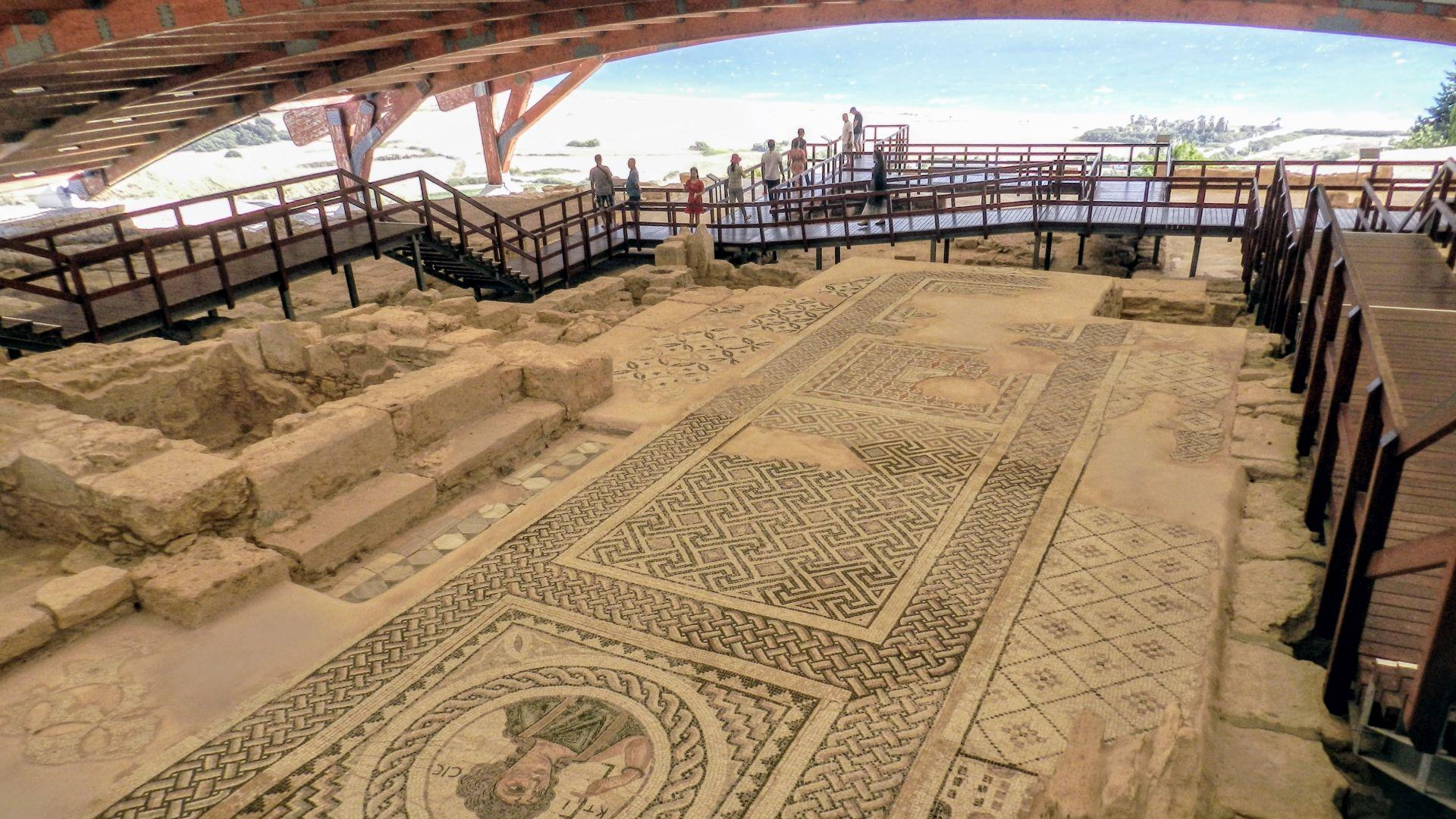 Starożytne miasto Kurion