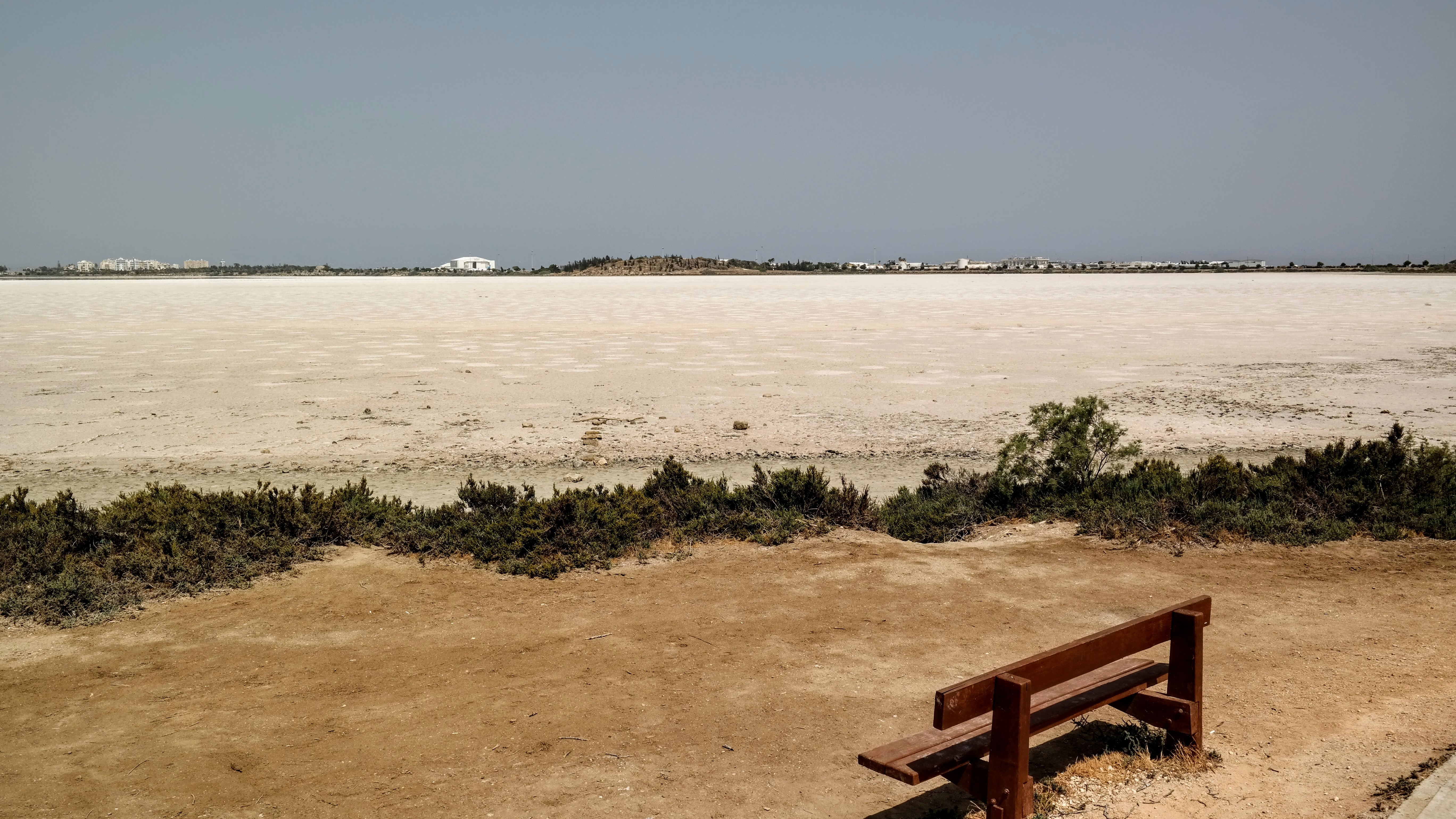 Cypr, Akwen - Larnaka