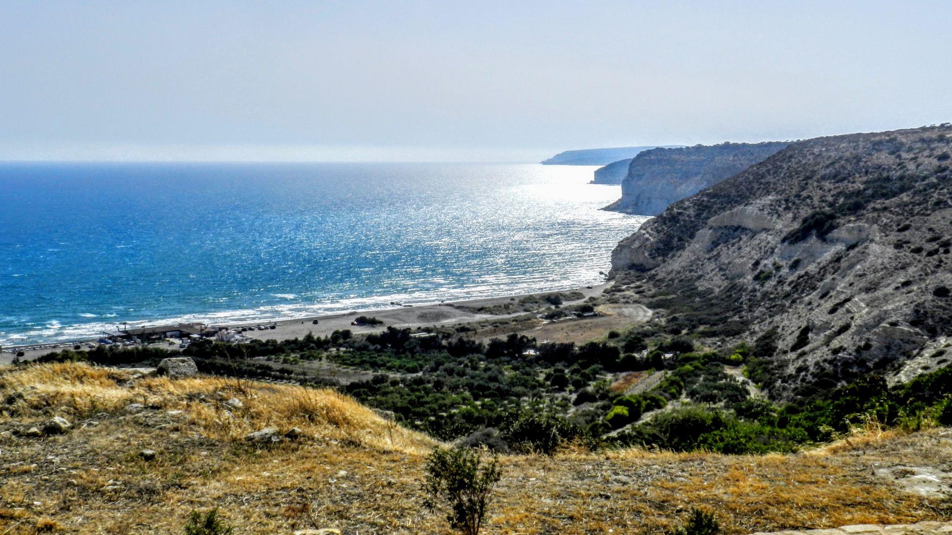 Cypr - Starożytne miasto Kurion