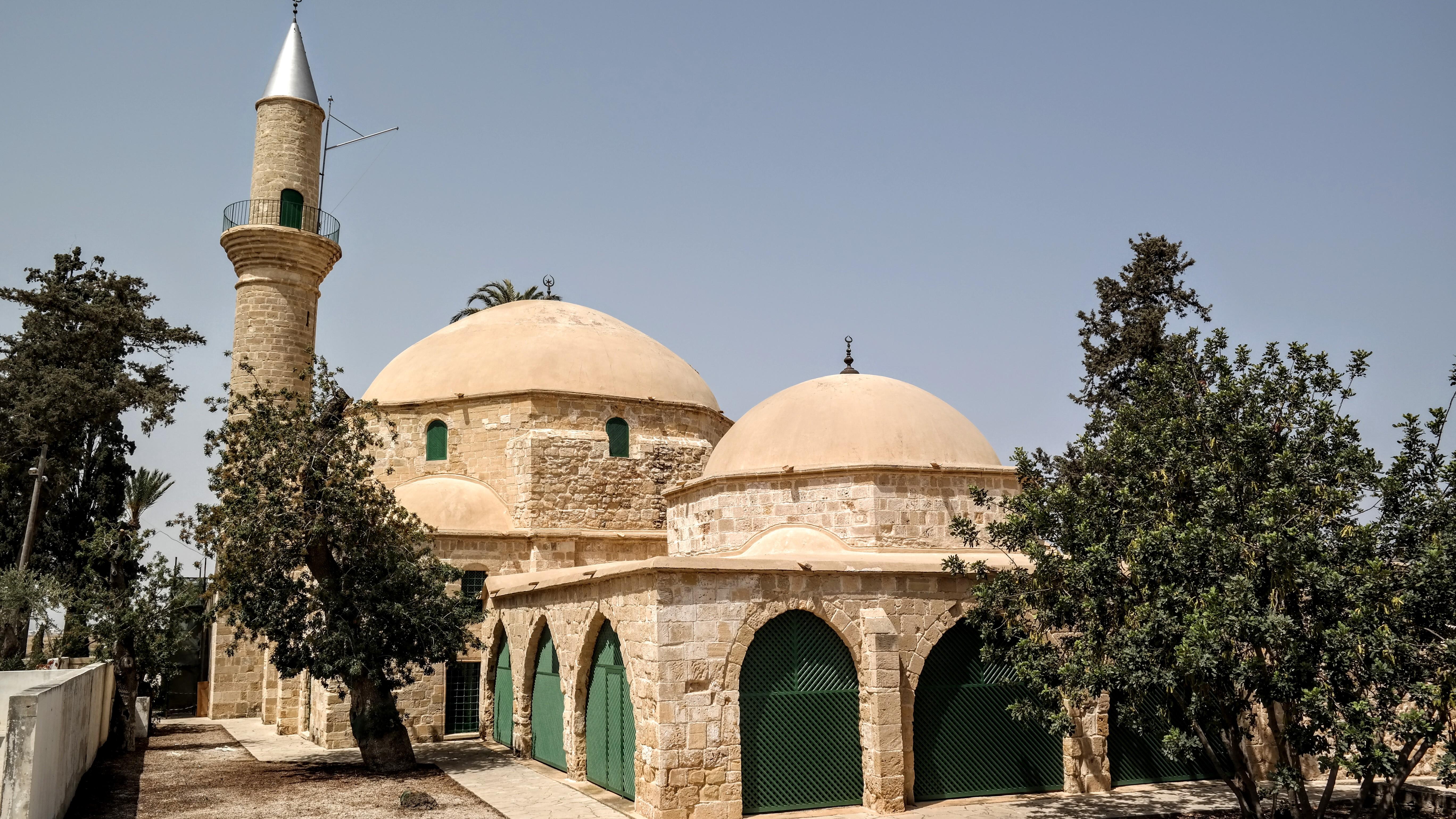 Larnaka - meczet