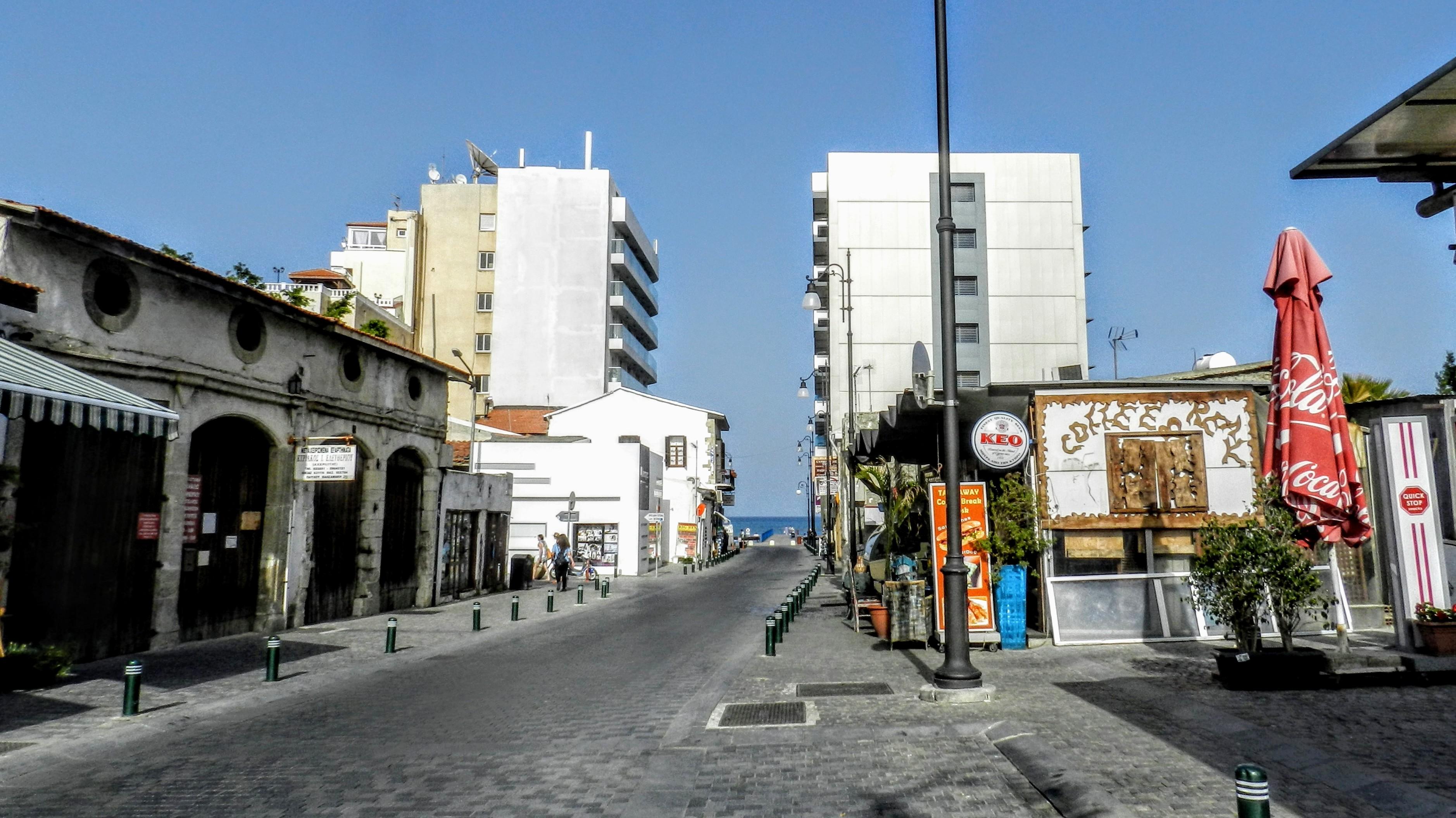 Larnaka centrum