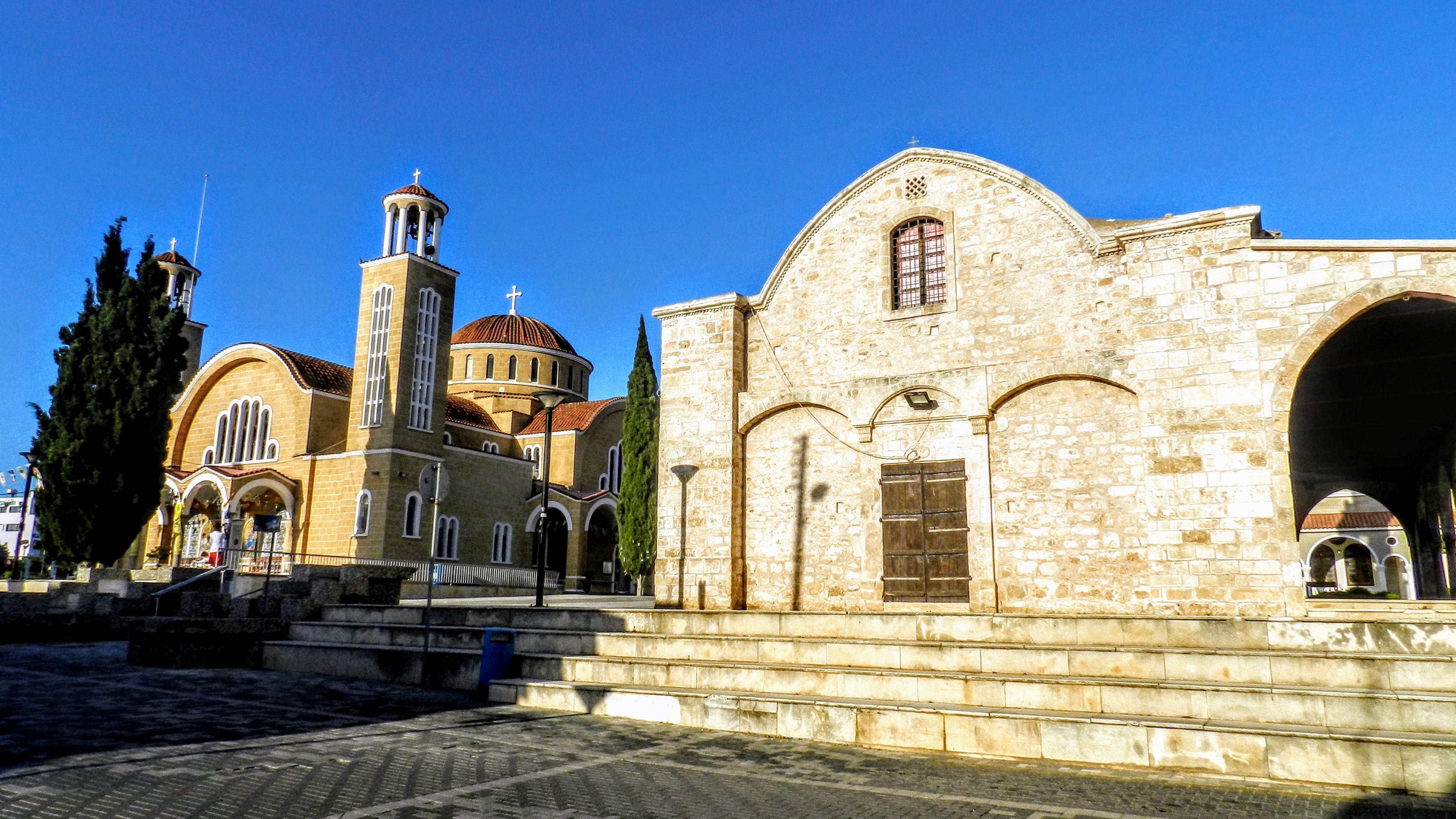 Cypr -Paralimni