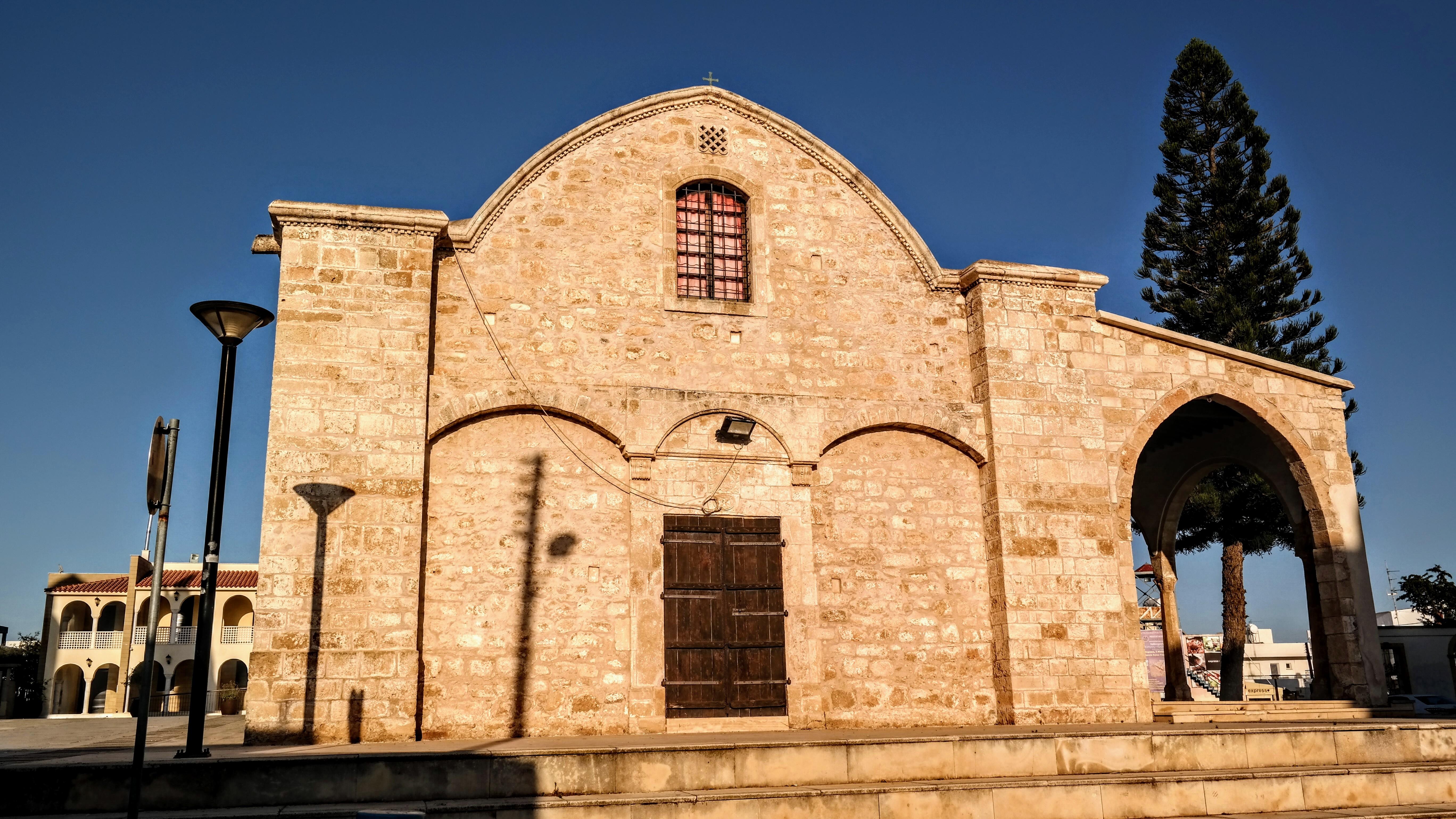 Paralimni- Kościół
