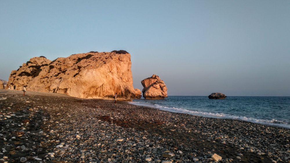 Skała Afrodyty - Cypr