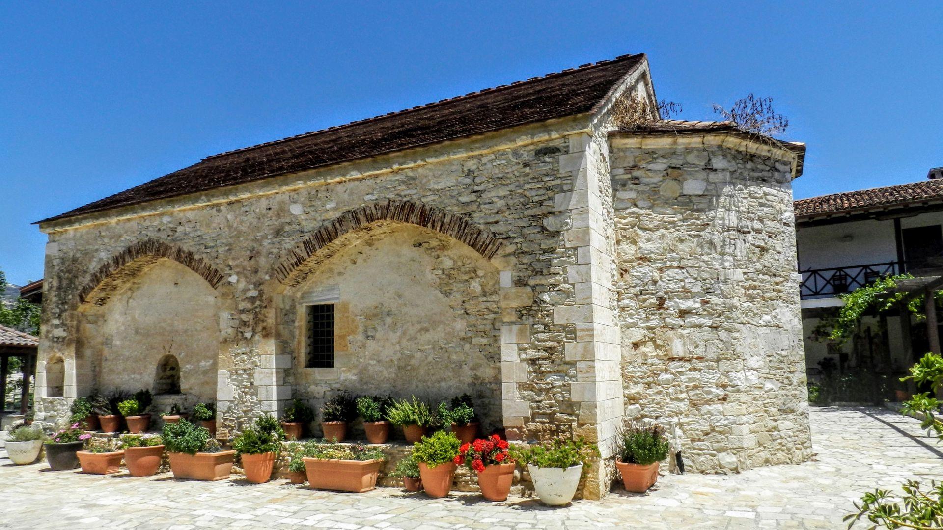 Archangelos Michael Monastery