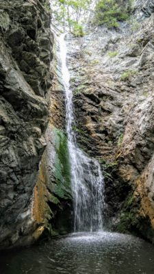 Millomeris Waterfalls