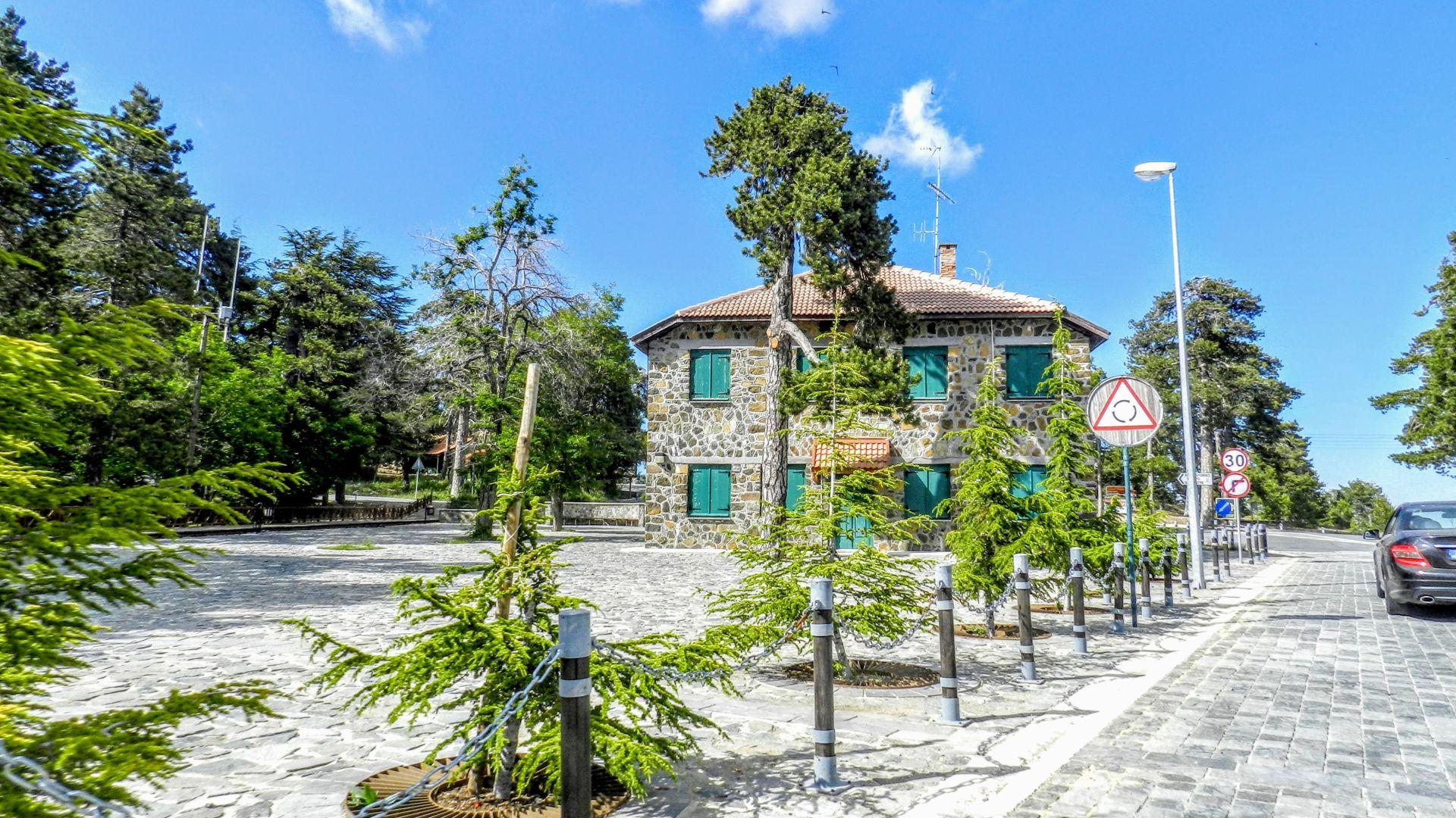 Olimpos - Cypr