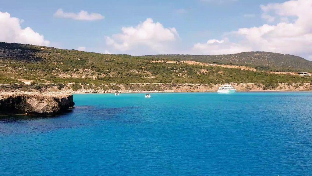 Cypr - Błękitna Laguna