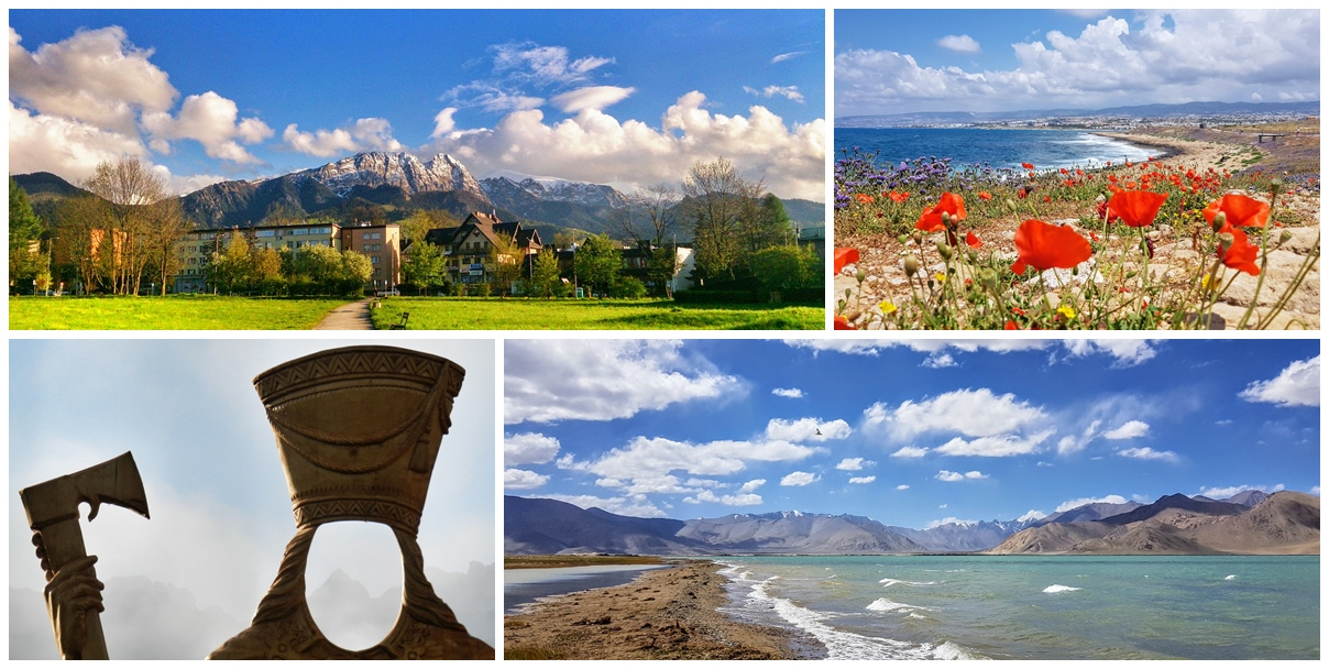 Zakopane, piękno Tatr i cały świat
